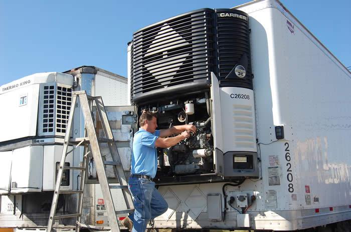 Refrigeration Repair Charlotte Nc Truck Repair Trailer